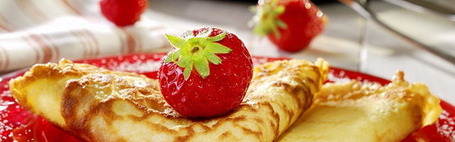 Old - Fashioned Strawberry Pie